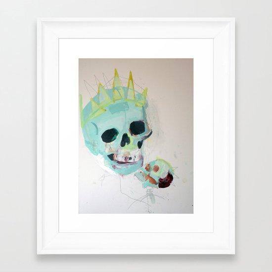 Hamlet Framed Art Print