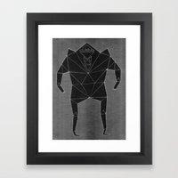 R E L I C  Framed Art Print