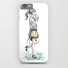 City Girl iPhone 6s Slim Case
