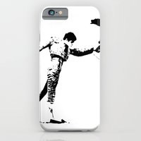 iPhone & iPod Case featuring Final Showdown by William Michael