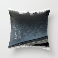 24 Hours A Day Throw Pillow