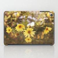 Five Flowers iPad Case