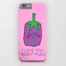 I love you berry much iPhone 6 Slim Case