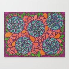 Exotic Plant Life Canvas Print