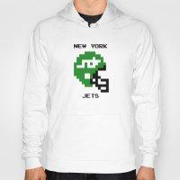 Old School New York Jets Hoody