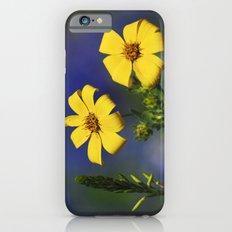 Wild Flowers Slim Case iPhone 6s
