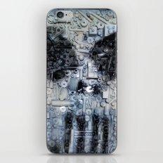 THE PUNISHER iPhone & iPod Skin