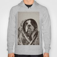 Obi Wan (Buck the world's most lovable boxer dog) Hoody