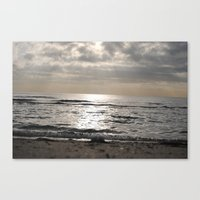 My Beach Canvas Print