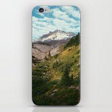 Mt Hood iPhone & iPod Skin
