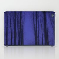 Nightblue Woods iPad Case