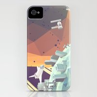 iPhone Cases featuring Space v.2 by Timothy J. Reynolds