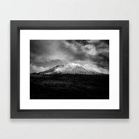 Mt. St Helens I Framed Art Print