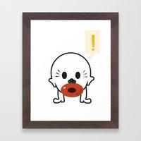 Gaboo Framed Art Print