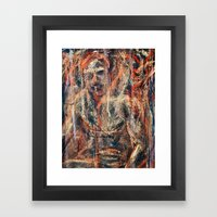 Vlad Framed Art Print
