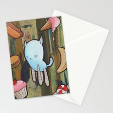 Foody Stationery Cards