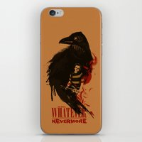Oh Well, Whatever, Nevermore iPhone & iPod Skin