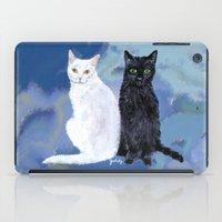 Kingston and Midnight iPad Case