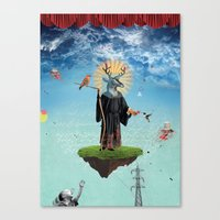 Innuendo Canvas Print