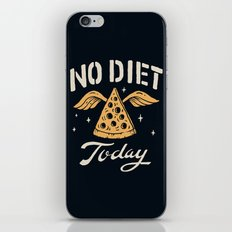 No Diet Today iPhone & iPod Skin