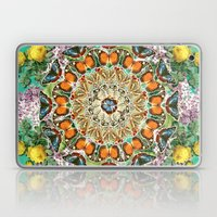 Butterfly Circle Laptop & iPad Skin