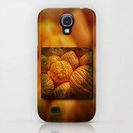 Halloween Pumpkins Galaxy S4 Slim Case