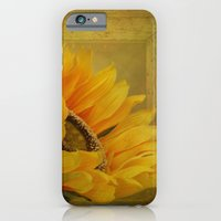 Sunflower Magic iPhone 6 Slim Case