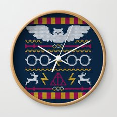 The Sweater That Lived Wall Clock