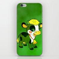 Childhood Cow iPhone & iPod Skin