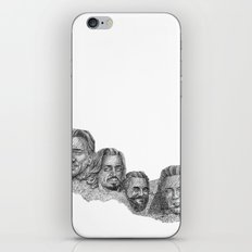 Mount Awesomore iPhone & iPod Skin