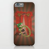 Rose The Human Gator iPhone 6 Slim Case