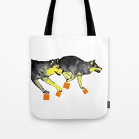 Going Wild 3 Tote Bag