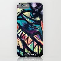 iPhone & iPod Case featuring artist series skate graphic by mark kowalchuk