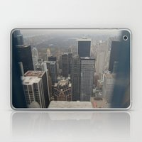 Skyline in Perspective Laptop & iPad Skin