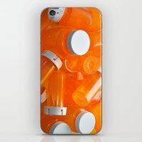 Pill Bottles iPhone & iPod Skin