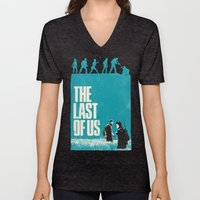 The Last Of Us Unisex V-Neck