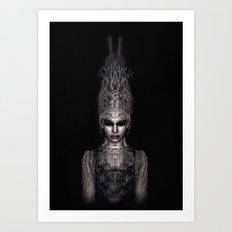 Hive Queen Art Print