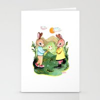 Happy Birthday Little Ra… Stationery Cards