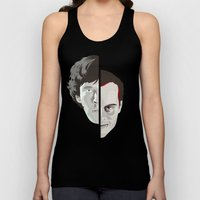 Old Fashioned Villain Unisex Tank Top