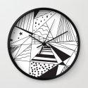 Triangle Dream Wall Clock