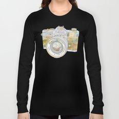 Travel Canon Long Sleeve T-shirt