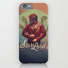 Star Lord and the Raptor 4 iPhone 6 Slim Case