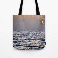 Key Sunset Tote Bag