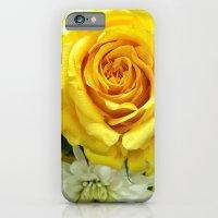 Yellow Flowers iPhone 6 Slim Case