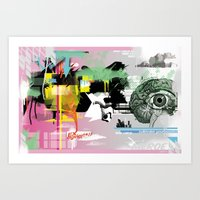 Cultivate Your Assets  Art Print