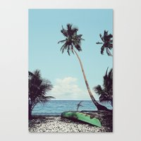 Nothing But Time. Canvas Print