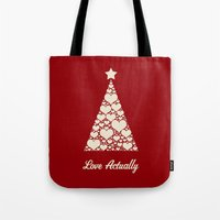 Love Actually Tote Bag