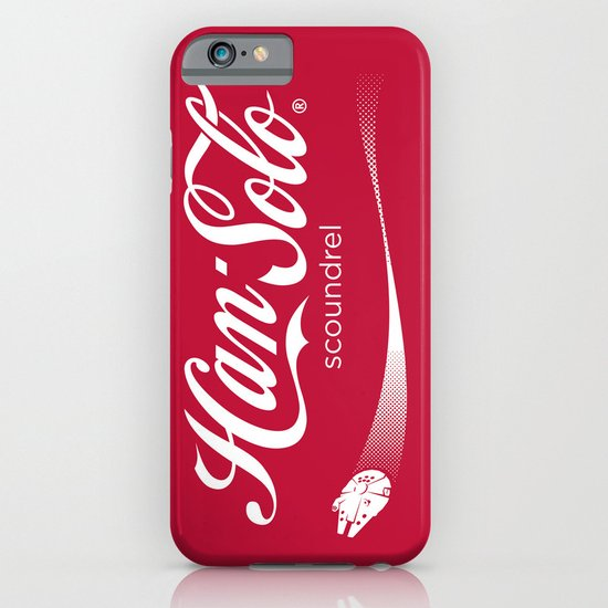 Brand Wars: Han Solo iPhone & iPod Case