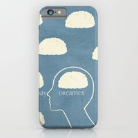 iPhone & iPod Case featuring daydreamer by cubik rubik