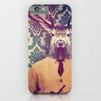 iPhone & iPod Case featuring Off duty by rubbishmonkey